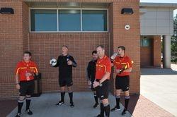 Championship Referee Crew
