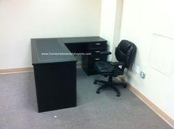 office depot desk installation service in arlington va