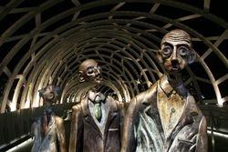 Three Amigos at Webb Bridge