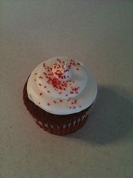 Red Velvet with Cream Cheese Icing