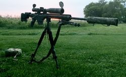 Ruger Precision Rifle getting it done