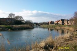 River Gipping, Ipswich