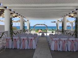 Ceremony venue.