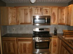Closeout Hickory Cabinets
