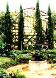 Universal Studios garden
