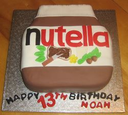Nutella Time