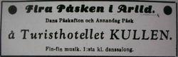 Turisthotellet Kullen 1932