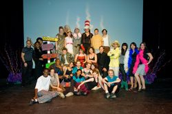 Seussical Cast & Crew, No Strings Theatre, Summer 2007