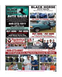 Black Horse Auto Sales / Technical Motor Works
