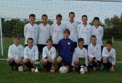 Ilchester U13 2004-05