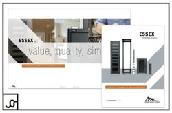 Essex Product Line Brochure