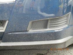 Covered in Bug Splatter