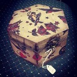 Tattoo themed box