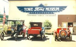 The Towe Ford Museum