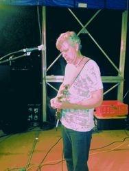 Kurt Foerst on Lead Guitar