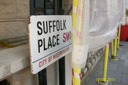 Suffolk Place SW1