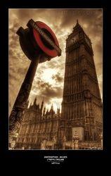 Underground - Big Ben London, England