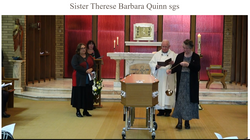 Therese's funeral