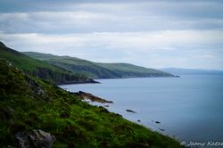 The coast of Camas Lamac - Isle of Skye, Scotland