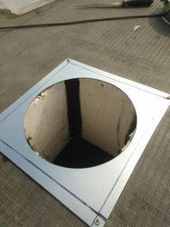 Stop Plate and roof recess