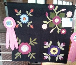 Honorable Mention - Applique