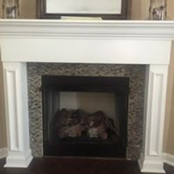 New Fireplace