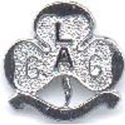 1968 Local Association Promise Badge