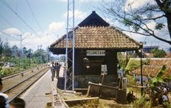 230 Djakarta Suburban rail station