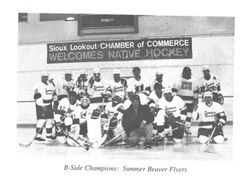 B Side Champs - Summer Beaver Flyers