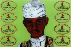 South African Iconic Images: Malay