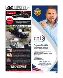 AC Express Limousine / CNT Services / Bayron Giraldo