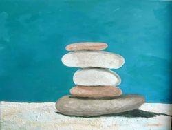 Steine , verkauft