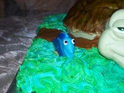 Finding Nemo Cake_Dory