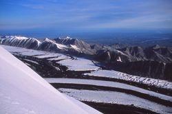 Muldrow Glacier & McGonagle Pass