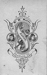 W. H. Morse of Sheffield, Illinois