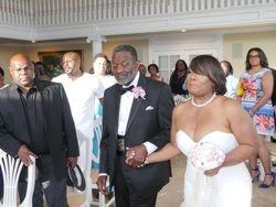 Dad & Bride