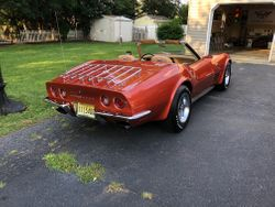 Bill Braga, 1970 Corvette Convertible, 350/300HP, Turbo 400