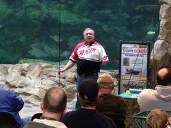 Jim Raymer teaching