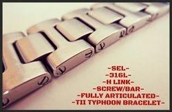 TII-TYPHOON BRACELET