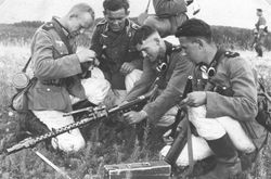 MG-34 in Training: