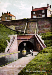 Coseley Tunnel. c1950s.