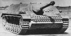 Jagdpanzer IV: