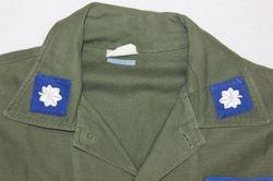 Lieutenant Colonel, Tac-Air Command.
