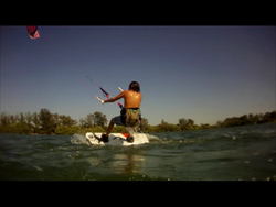 Evan - Kiss The Sky Kiteboarding kitesurfing