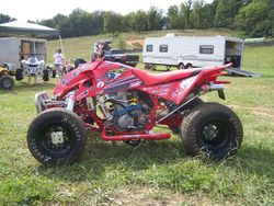 Terry Pope's Polaris 450