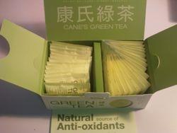 CANE'S GREEN TEA