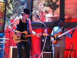 Carl Wyatt & The Delta Voodoo Kings - Festival ds Granges