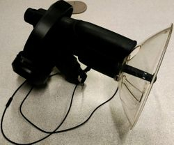 Parabolic Microphone