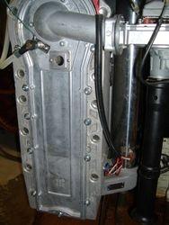 Fire Chamber on a Weil McClain Ultra Boiler