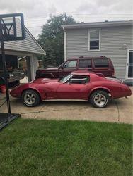 5. 75 Chevy Corvette